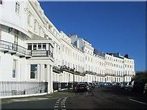 TQ3303 : Lewes Crescent, Brighton by Paul Gillett