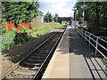 NS5263 : Crookston railway station, Glasgow by Nigel Thompson