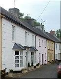 SN7634 : Castle Street, Llandovery by Jaggery