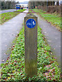 SP3074 : Cycle path on Kenilworth Road by David P Howard