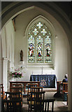 TL4905 : St Andrew, North Weald - South chapel by John Salmon