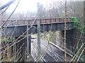 NS4573 : Railway Bridge by Tim Glover