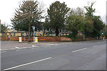 SP5007 : Junction of St Margaret's Road and Woodstock Road by Roger Templeman