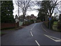NZ3412 : Church Lane, Middleton St.George by JThomas