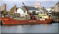 "C8540 : The ""Glenrosa"" at Portrush (2) by Albert Bridge"