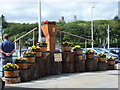 NB4232 : Stornoway: the Olympic relay visited here by Chris Downer