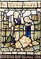 TL5425 : St Mary the Virgin Elsenham - Stained glass window by John Salmon