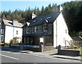 SH7856 : Dolgethin guesthouse, Betws-y-Coed  by Jaggery