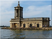 SK9306 : Normanton Church by Mat Fascione