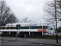 TQ2375 : Putney Leisure Centre by David Anstiss