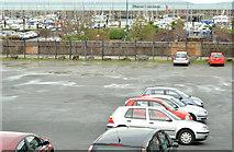 J5081 : Queen's Parade site, Bangor (2013-2) by Albert Bridge