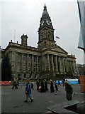 SD7109 : Town Hall, Bolton by John Lord