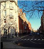 TQ3081 : Great Ormond Street, WC1 by David Hallam-Jones