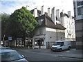 TQ2982 : Shops, east side of Chalton Street, NW1 by Robin Stott