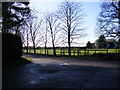 TL0915 : The entrance to Annables Farm by Adrian Cable