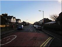 NS3421 : Ashgrove Street by Billy McCrorie