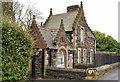 D1003 : Gate lodge, the People's Park, Ballymena (1) by Albert Bridge
