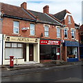 ST2937 : Canton Chinese takeaway, Bridgwater by Jaggery