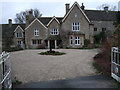 SU1799 : House, Whelford Mill by Vieve Forward