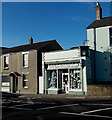 SO6303 : Shadows and Reflections on High Street, Lydney by Jaggery