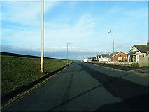 SD3145 : Fairway looking north by Colin Pyle