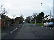 SD3648 : Sandy Lane at Pilling Lane by Colin Pyle