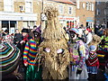 TL2797 : Big smiles - Whittlesea Straw Bear Festival 2013 by Richard Humphrey