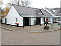 ST5394 : Public toilets and Tourist Information Centre, Chepstow by Jaggery