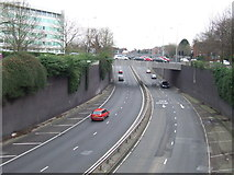 SP3378 : Coventry ring road by Malc McDonald