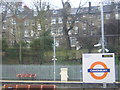 TQ3285 : Canonbury station, from the train by Christopher Hilton