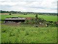 ST6695 : Farm buildings, Newpark Farm by Robin Stott