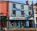 SS9079 : The News Shop and Bridgend Conservative Club, Bridgend by Jaggery