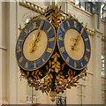 SD5805 : Marketgate Centre Clock by David Dixon