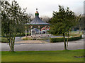SD5706 : Mesnes Park Bandstand by David Dixon