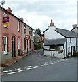 SO1533 : SE end of Heollas, Talgarth by Jaggery