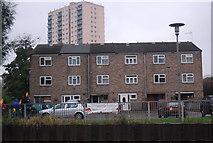 TQ3685 : Clapton Park Estate by N Chadwick