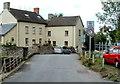 SO1533 : Weak bridge, Penbont Road, Talgarth by Jaggery