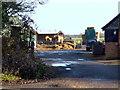 SU6199 : Coldharbour Farm by Des Blenkinsopp
