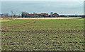 TF0744 : Fields towards Mareham Lane Farm by J.Hannan-Briggs