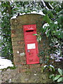 ST5405 : West Chelborough: postbox № DT2 22 by Chris Downer