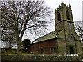 SD4622 : St Michael's Church, Hoole by Rude Health