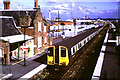 SJ4076 : Ellesmere Port station by Malc McDonald