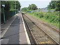 SO0702 : Troed-y-rhiw railway station, Mid Glamorgan by Nigel Thompson