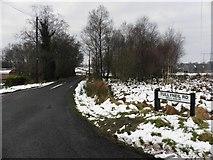 H5672 : Tullyneil Road, Mullaslin by Kenneth  Allen
