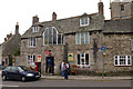 SY9682 : Corfe Castle post office and Ginger Pop by Phil Champion