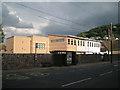 SX9372 : Shaldon Primary School extension, Bridge Road by Robin Stott