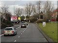 SP0886 : Bordesley, Watery Lane Middleway (A4540) by David Dixon