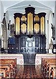 ST7693 : St Mary the Virgin, Wotton-Under-Edge - Organ by John Salmon
