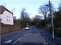 TL1314 : Sun Lane, Harpenden by Adrian Cable