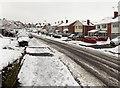 ST3090 : Hazardous pavements, Larch Grove, Malpas, Newport by Jaggery